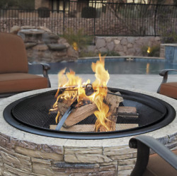 Fire Pit Patio Furniture Best Weatherproof Outdoor Natural Stone Cover Cheap Kit