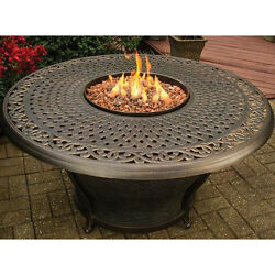 Fire Pit Table Backyard Firepits Outdoor FirePits Patio Furniture Garden Deck