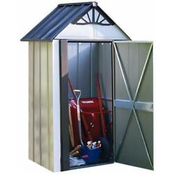 Designer Metro Shed 4X2 Steel Swing Doors