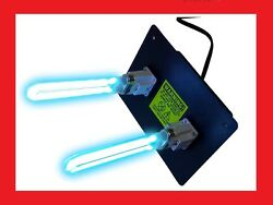 UV LIGHT for ac HVAC ultravaiolet dual lamp duct air cleaner DEAL! $89.90