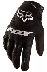 NEW Black FOX MOTOCROSS ENDURO COLD Dirtpaw GLOVES MX SIZE M L. Motorbike GBP 19.95