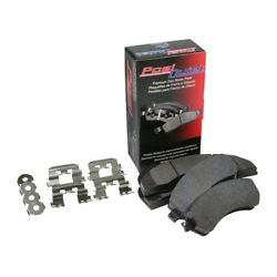 Centric Rear Posi-Quiet Extended Wear Brake Pads 1Set For 2005 Dodge Magnum