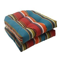 Wicker Seat Cushion For Home Outdoor Patio Chaise Seater Furniture Westport Teal