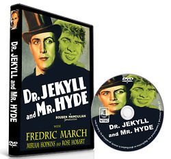 Dr. JEKYLL and Mr. HYDE 1931 Fredric March Miriam Hopkins Rose Hobart $9.99
