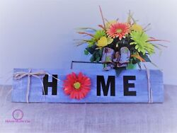 Rustic Home Sign $10.00