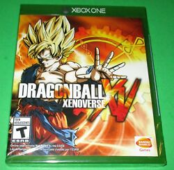 Dragon Ball XenoVerse Xbox One *New *Factory Sealed *Free Shipping $17.95