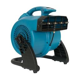 XPOWER FM 48 Powerful 600 CFM 3 Speed Portable Commercial Outdoor Misting Fan