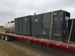 Atlas Copco ZR-4C 250-HP Oil Free Air Compressor wElektronikon Controller 1986 $6,750.00