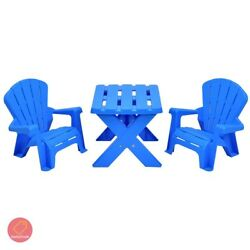 Adirondack Chairs For Kids Table Room Set Outdoor Chair Craft Patio Furniture