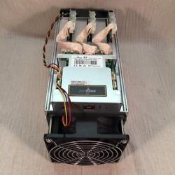 USED AntMiner S7 ASIC BitCoin Miner4.73THs WITH PSU (Excellent Condition)NOT S9 $1,059.00