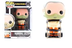 Funko Pop Movies: The Silence of the Lambs - Hannibal Lecter Vinyl Figure #3115