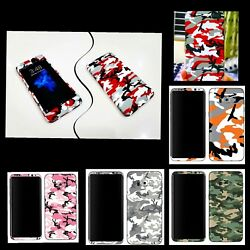 Camouflage Skin Cover Sticker Decal Vinyl Wrap Case Skin For Samsung Galaxy