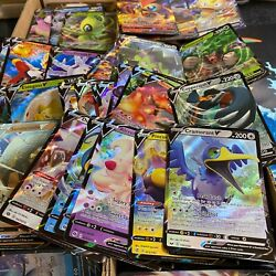 POKEMON TCG Card GIFT Lot 100 OFFICIAL Cards w 1 Ultra Rare Included! GX OR EX