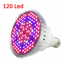Full Spectrum E27 LED Plant Grow Light Growing Lamp Bulb For indoor Flower hydro $6.99