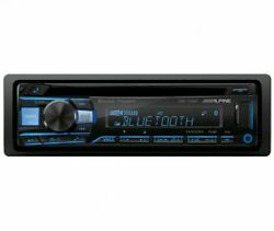 Alpine CDE-172BT CD Player Car Stereo Bluetooth USBAux - Replaces CDE-143BT