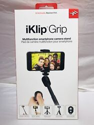 iKlip Grip IK Multimedia W Bluetooth Shutter - Selfie Stick
