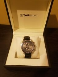 TAG Heuer Carrera Calibre 1887 Chronograph 43mm - Gray Face - Limited Series