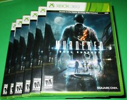 Lot of 6 Murdered: Soul Suspect Microsoft Xbox 360 *Factory Sealed! *Free Ship!