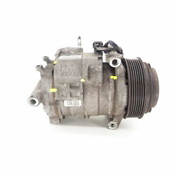 air conditioning compressor Jeep Grand Cherokee III WH 3.0 CRD 06.05- 55116835AD