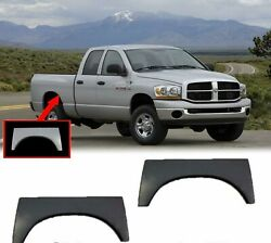 Dodge Pickup Bedside Patch Panel Wheel Arch Upper 2002-2009 Dodge Ram NEW PAIR!! $94.99