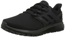 Mens Adidas Energy Cloud 2 Wide Black Running Athletic Shoe B96248 Size 9W-11W