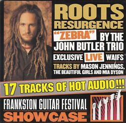 Various Artists - Roots Resurgence Zebra By John Butler Trio - CD (Card Sleeve)