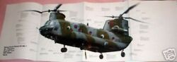 HUGE RAF CHINOOK HELICOPTER POSTER picture print odiham british britain uk $12.99