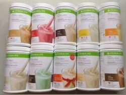 NEW Herbalife Formula 1 Healthy Meal Nutritional Shake Mix Fast Shipping $31.34