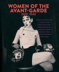 Women of the Avant-Garde 1920-1940 by Michael Juul Holm: New
