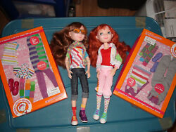Robert Tonner Little Miss Matched MissMatched Fashion Doll Lot Clothes Pack