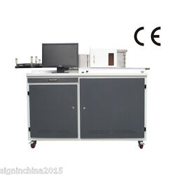 Light Weight Automatic Channel Letter Fabrication Bender Machine for Aluminum