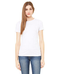 Bella Canvas Womens The Favorite Tee Short Sleeve Ladies T Shirt S 2XL 6004 $8.64