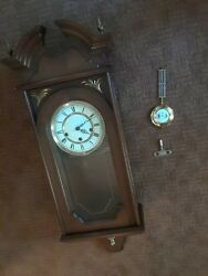 Contemporary Wall Clock by Colonial of Zeeland $500.00