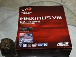 Asus Rog Maximus Viii Extreme Gaming Motherboard Cpu I3 I5