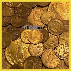 ✯OLD US GOLD COINS SALE ✯1x ESTATE LOT✯ $2.5 $3 $5 $10 $20 ✯ PDS CC PRE 1933✯ $470.00