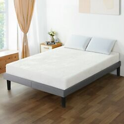 SLEEPLACE 8 Inch Cloud I Gel Memory Foam Mattress Comfortable Bed Four Sizes