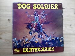 Winter Hawk Dog Soldier Near Mint Vinyl LP Record MERT 49-6 Rare Private Press