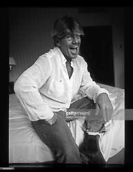 Photos by Getty Images Robin Askwith Actor Confessions Movie 1999 Photography