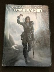 Rise of the Tomb Raider Collector's Edition Strategy Guide by Prima Games