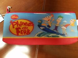 Phineas and Ferb Supply Pouch $2.00