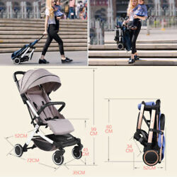 Foldable Baby Stroller Kids Travel Newborn Infant Buggy Pushchair ! ! USA Stock