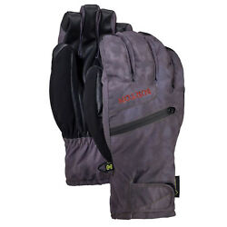 BURTON Mens 2019 Snowboard Snow Gore tex Under Gloves Cloud Shadows $41.97