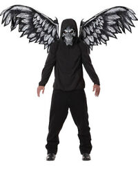 Fallen Angel Mask And Wings One Size