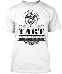 Legend Is Alive Tart An Endless - The Hanes Tagless Tee T-Shirt