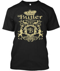 The Butler Family Hanes Tagless Tee T-Shirt