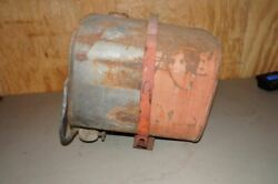 USED GAS TANK POWER UNIT WITH MOUNTUNG BRACKET 262 $50.00