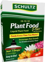 Schultz 8oz. All Purpose Liquid Plant Food $9.09