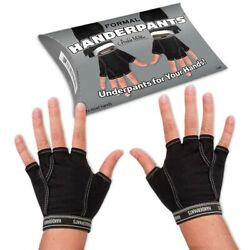 Formal Handerpants Fun Novelty Funny Gag Gift Dirty Santa White Elephant $13.39