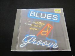 The Jimmy McGriff & Hank Crawford Quartet - Blues Groove - (PROMO)EX NEW CASE!!!