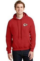 Kansas City Chiefs Sweat Shirts and Hoodies Embroidered